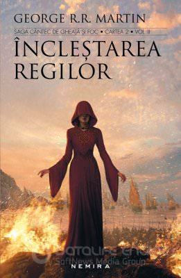 Inclestarea regilor-George R.R. Martin (vol.I)