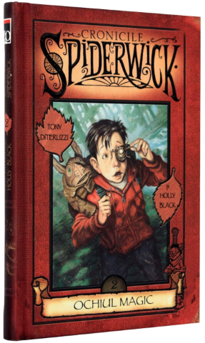 Ochiul magic. Cronicile Spiderwick (Vol. 2) de Holly Black, Tony DiTerlizzi .pdf