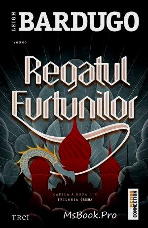 Leigh Bardugo- Regatul furtunilor vol. 2 .PDF